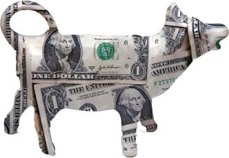 Vaca Dólar II