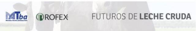 Mercado de Futuros Leche