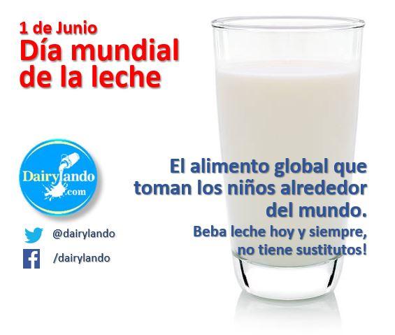 Dia mundial de la leche