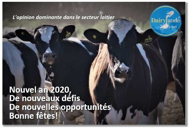 Tarjeta 2019 Dairylando frances