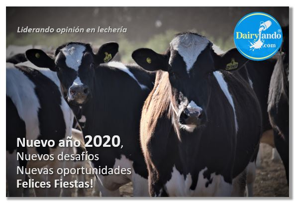 Tarjeta 2019 Dairylando